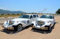 Свадебные машины, ретро авто фото