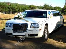 Лимузин Крайслер 300c на свадьбу - фото